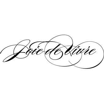 Joie De Vivre : Joy Of Living..exuberance: Energy And Love Of Life
