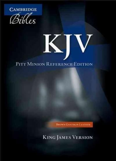 KJV ULTRASLIM Reference Bible Red Letter Nelson 2005B Navy Blue Bonded LEATHER