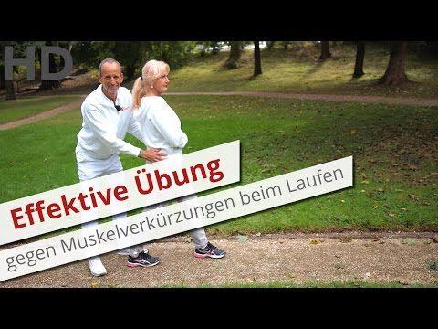 Effektive Übung gegen Muskelverkürzungen beim Laufen! // Laufen, Walken, Joggen - YouTube