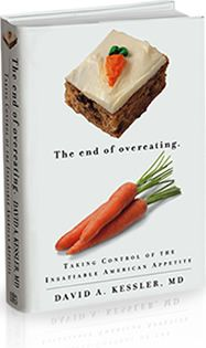 The End of Overeating  Looks like an interesting read by the man that introduced the idea of nutrition labels on food.