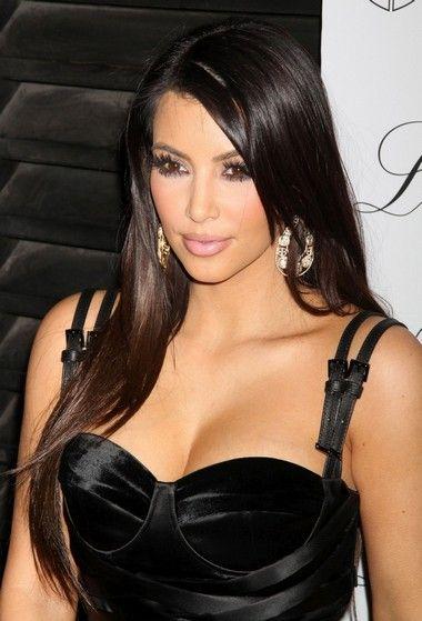 Kim Kardashian Hairstyles - Celebrity Hairstyles