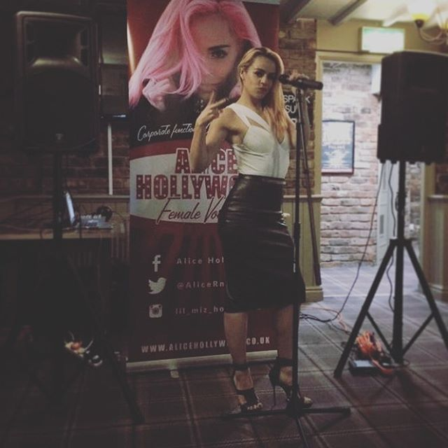 Last nights gig! 😘💕🎤 . . . #villagehotel #beautifulpeople #giglife #singers #manchestersinger #northwestsingers #entrepreneurs #leatherskirt #summerbegins #giglife #alicehollywood #kindfearlessyou #heels  #covers #workworkwork by @alice_hollywood.  #logo #graphicdesign #brandidentity #brand #logodesigner #logos #graphicdesigner #logotype #logodesigns #smallbusiness #logoinspirations #identity #social #advertising #business #webdesign #smallbiz #entrepreneur #sales #socialmarketing…