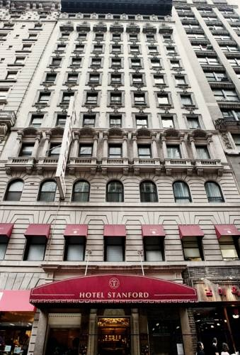 Hotel Stanford Is A Short Walk To Herald Square, The Empire State Building  And Macyu0027s