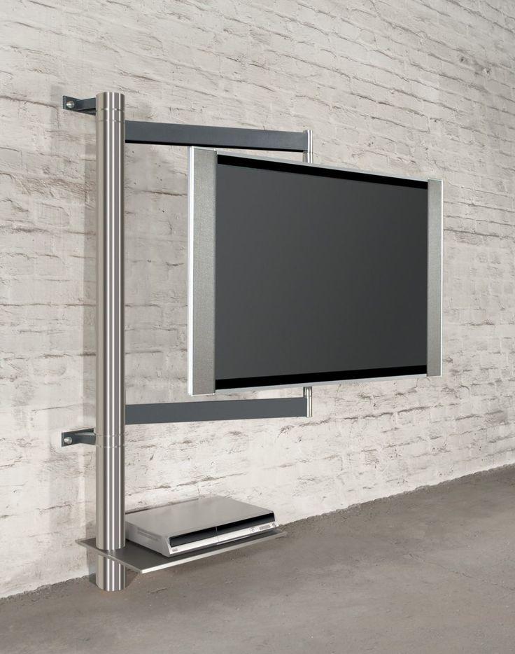 9 besten tv bilder auf pinterest tv halterung tv wandhalterung und design shop. Black Bedroom Furniture Sets. Home Design Ideas
