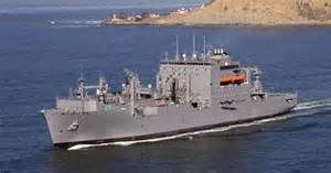 USNS Carl Brashear (T-AKE-7) is a Lewis and Clark-class dry cargo ship of the United States Navy, named in honor of Master Chief Boatswain's Mate Carl Brashear (1931–2006), the first African-American to become a U.S. Navy Master Diver, despite having lost a leg in the Palomares incident.