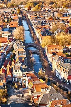 Delft, Holland ~ The Netherlands