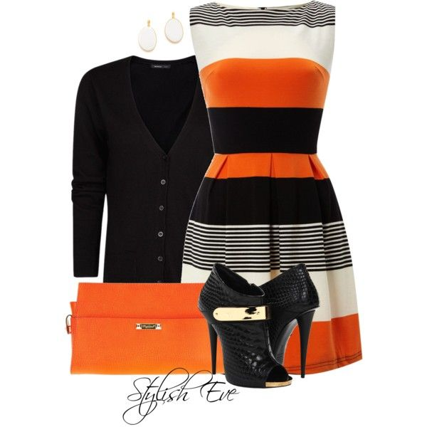 Love the color blocked dress - such. Flattering shape, too.