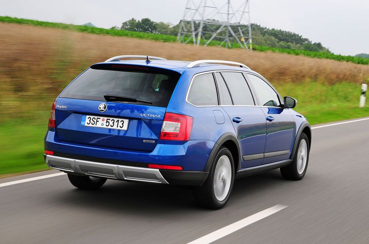 A review of the ŠKODA Octavia Scout 2014. Credit to Otis Clay. We can't wait to see this one in New Zealand. #skoda #octavia #cars