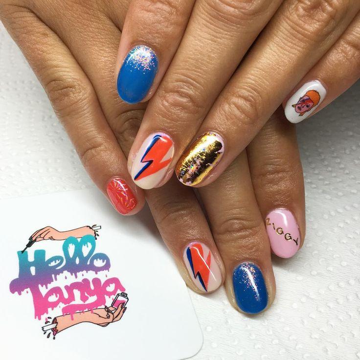 Pin De Helena Idk En Nails