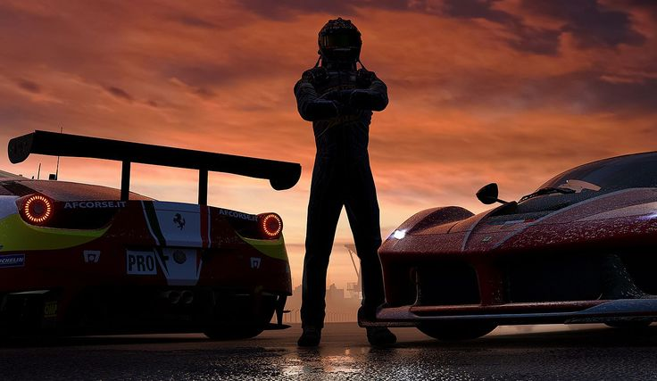 Forza 7 s 4K assets are limited to Xbox @Xbox ‏ #xboxone #xbox One X only, along with massive… #VideoGames #100gb #along #assets #download