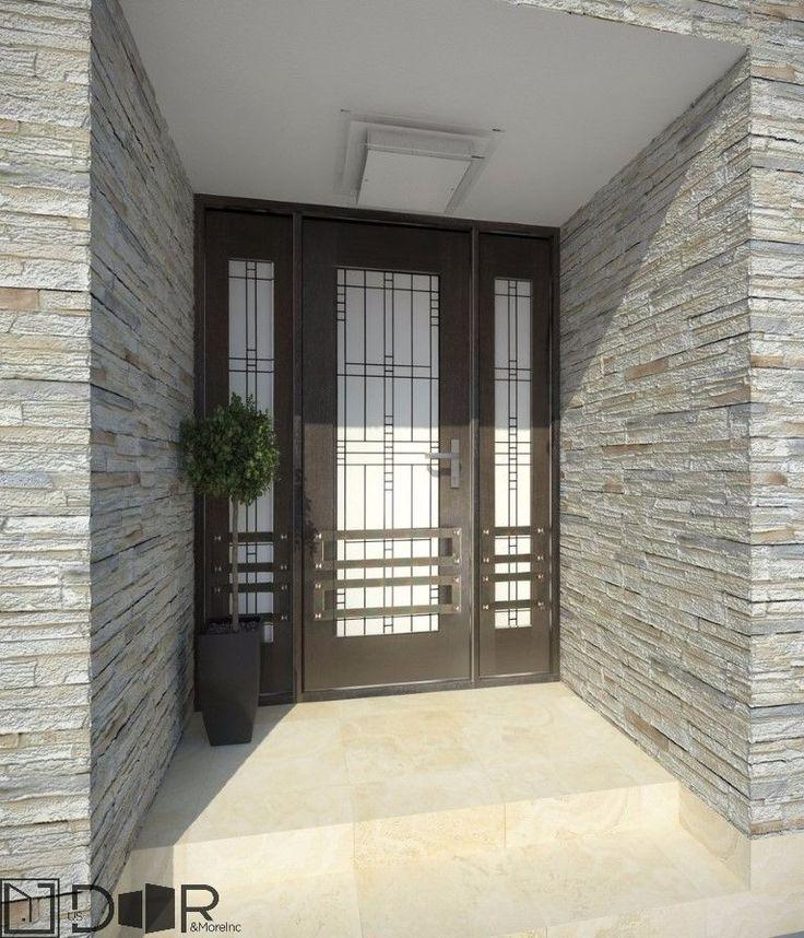 Contemporary Doors by US Door & 103 best Contemporary Doors images on Pinterest   Front doors ...