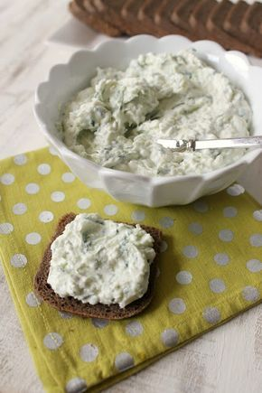 Benedictine Spread - A Derby Classic  - This can be used as a spread for sandwiches or crackers.
