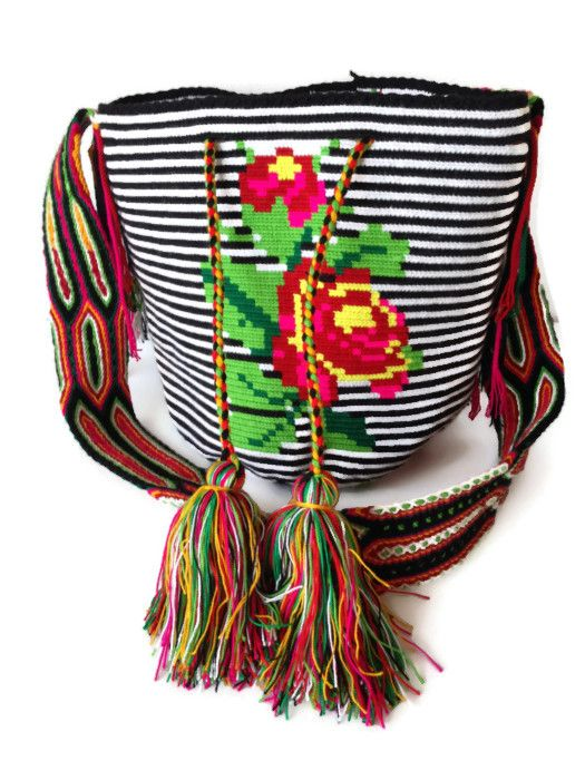 My Unique Mochila Sevilla #colombia #mochilas #travel #wayuu