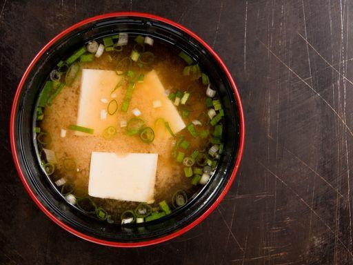 Miso Shiru (soupe miso) - Recette de cuisine Marmiton : une recette