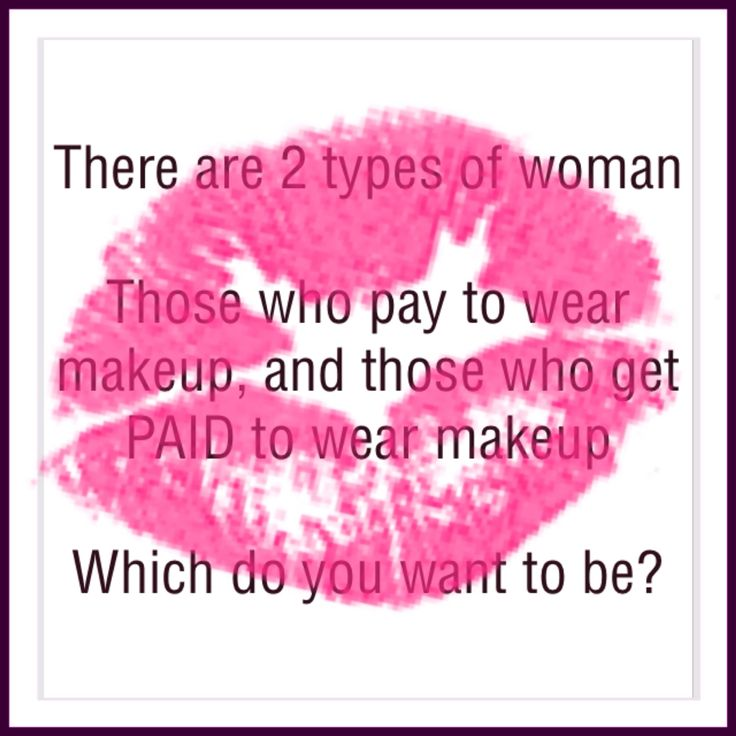 Fact! Find out how to make extra money from your makeup bag.