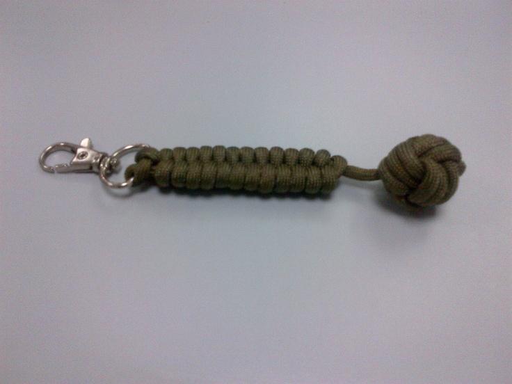 Monky's fist & wave knots