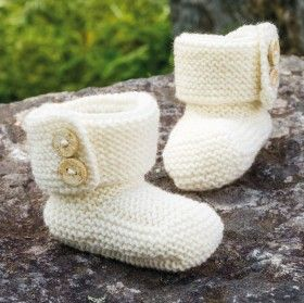 Baby boots 1