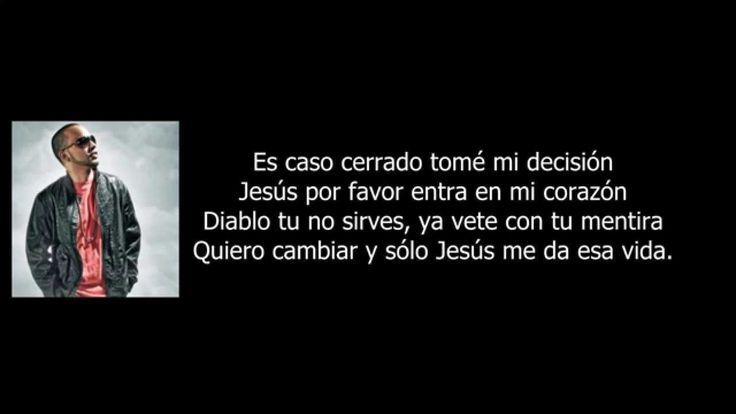 Entre dos mundos - (Letra) Manny Montes feat Redimi2, Alex Zurdo - El Es...
