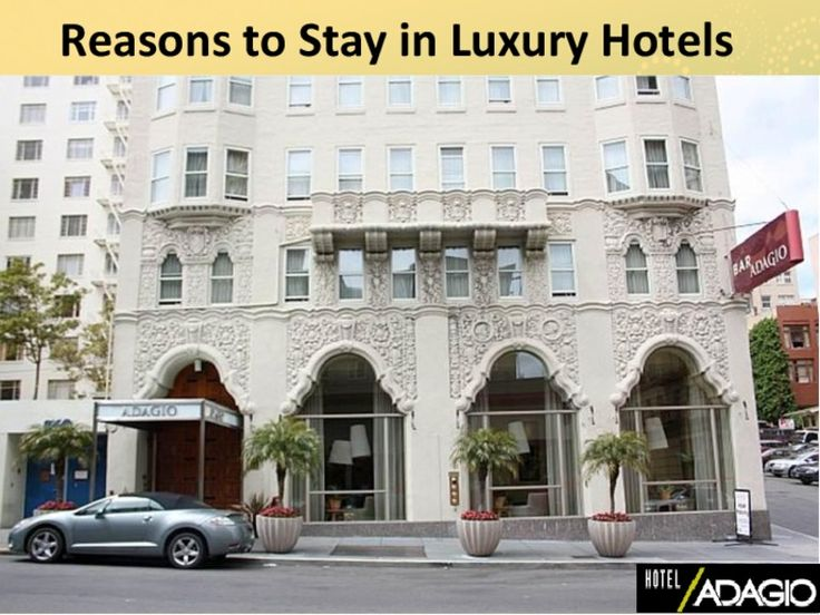 40 best hotel adagio images on pinterest san francisco for Adagio new york