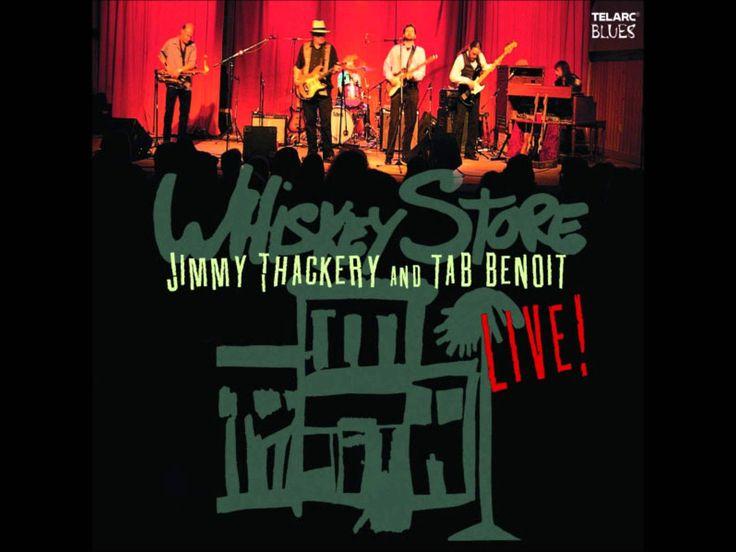 Tab Benoit & Jimmy Thackery — Strange Things Happen (Whisky Store Live) - YouTube
