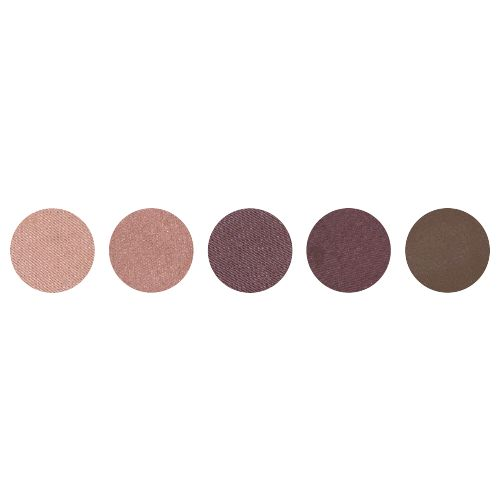 PLUM CRAZY $39 5 WELL EYESHADOWS Triple Milled Shadow Our best selling shades ready to sell in our colour co-ordinated sets. Gorgeous!