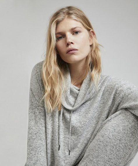 Oysho - Carding marl sweater