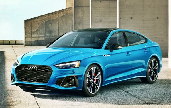 2022 Audi S5 Sportback Release Date Audi Will Release The Updated Audi S5 Sportback2022 In The United States For The 2022 Model Year Pricing Information