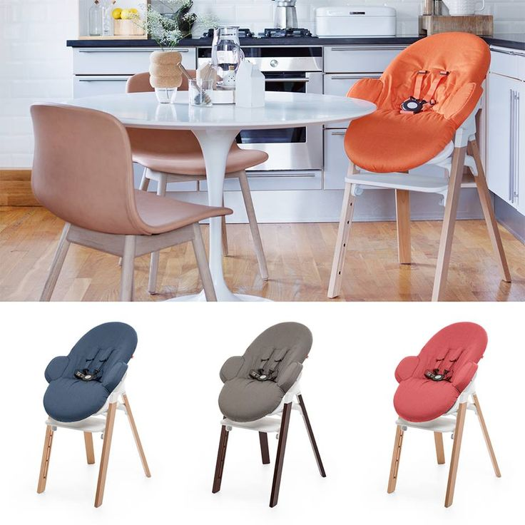 Brings baby to the family table from Day 1 – Stokke Steps Bouncer ...