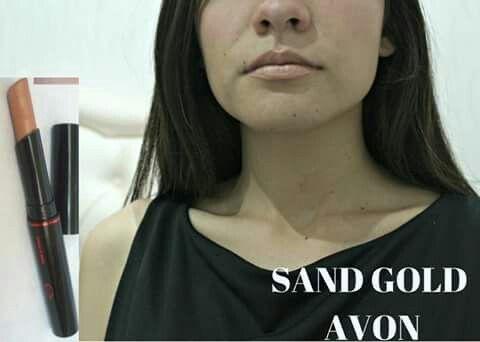 Sand gold lasting Avon