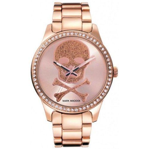 Reloj Mark Maddox MM0016-20 Pink Gold en oferta PVP 52€ http://relojdemarca.com/producto/reloj-mark-maddox-mm0016-20-pink-gold/