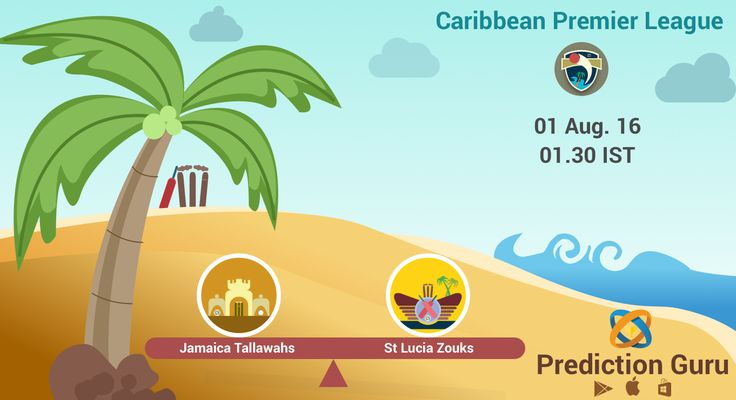 Who will win today #Jamaica or #Zouks ?  Predict&winCash at http://pgur.in/pj9frp  #cpl16 #cricket #JTvSLZ