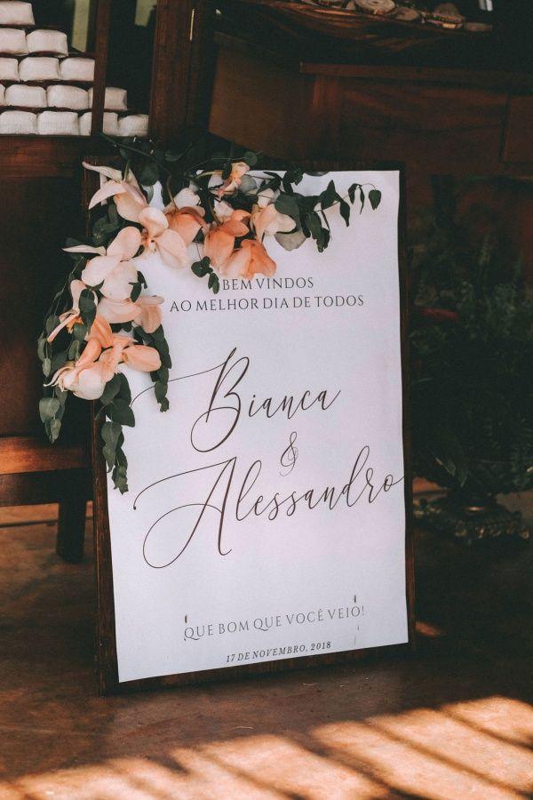 Casamento boho ao ar livre {Bianca & Alessandro}   – Wedding