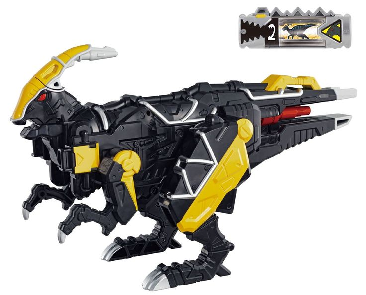 Power Rangers Dino Charge Zord:  Kyoryuger Parasagan (Power Rangers Toys)