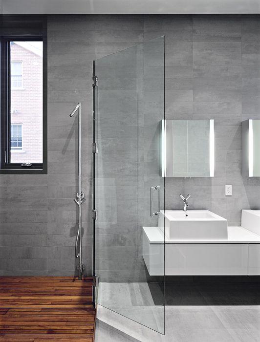 ::BATHROOMS:: A lovely modern bathroom