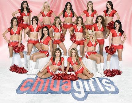 Chivas Girls - WOW!
