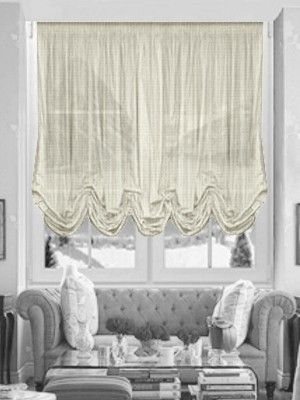 Austrian Blind Curtain Blinds Curtains With Blinds