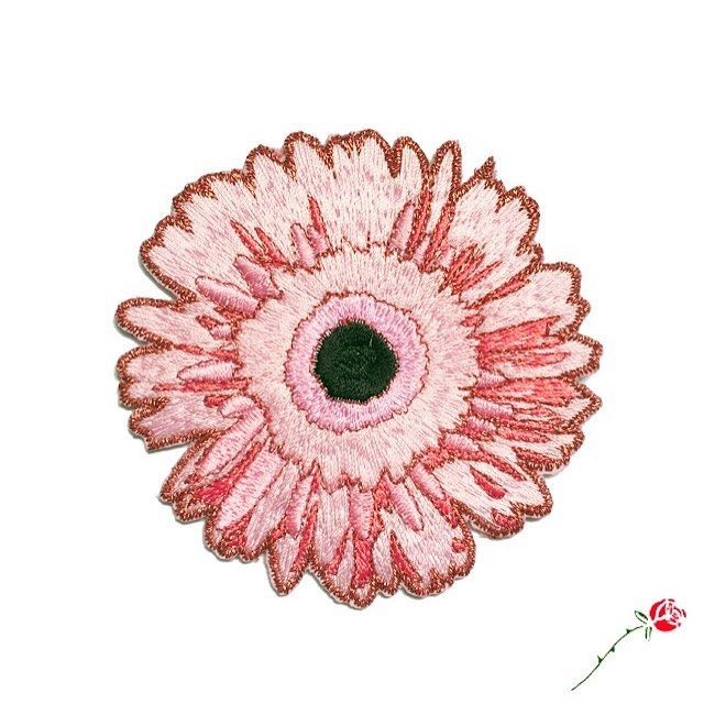 NEW Look at all the pretty pink petals on the Pink Daisy Patch  Breathe deep #innerdecay #Daisy #gerbera #pink #patches #patchgame by innerdecay