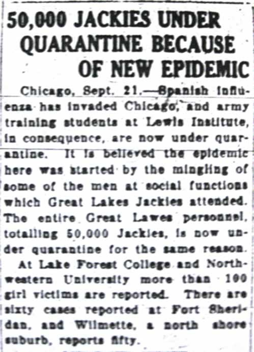 the 1918 spanish influenza pandemic essay Despite viruses' reputation as constant shape-shifters, the recent pandemic flu (influenza a h1n1, 2009) bears an uncanny resemblance to the 1918 flu, new research has found.