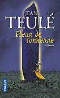 Ma petite chronique pour la lecture commune de Parlons Livres  #livre #roman #lecturecommune   Langue Déliée, blog littéraire: Fleur de Tonnerre - Jean Teulé