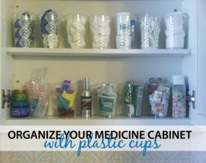 17 Best Ideas About Organize Medicine Cabinets On
