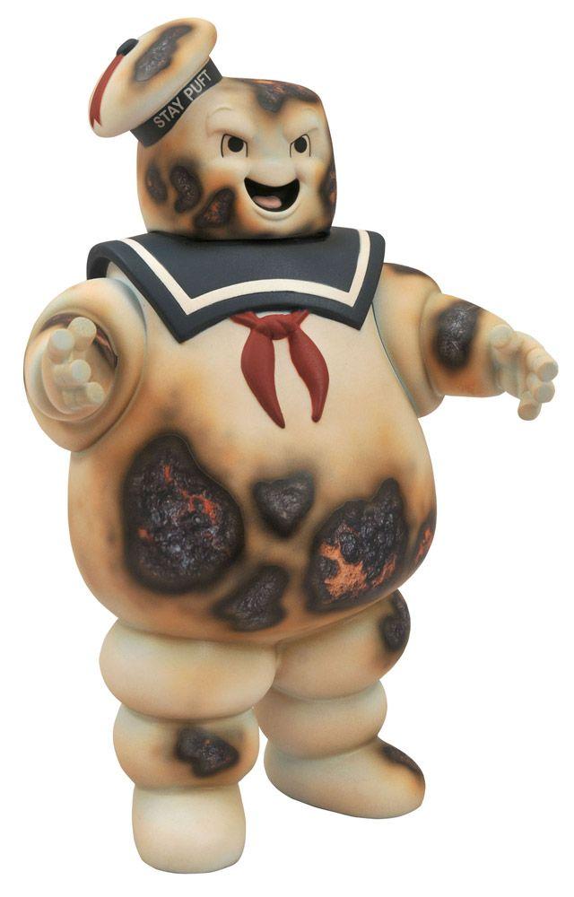 Pré-Encomenda:  Ghostbusters Bank Toasted Stay Puft Marshmallow Man 28 cm  Para mais informações clica no seguinte link: http://buff.ly/1meRuqe  #ToyArt #DST #Ghostbusters