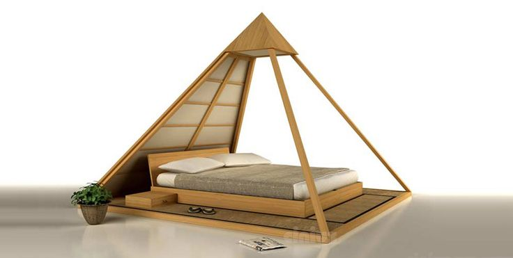 Bed Cheope  japan style designe