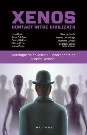 """""""Xenox. Contact între civilizaţii"""", editor Antuza Genescu, Nemira, May, 2014"""
