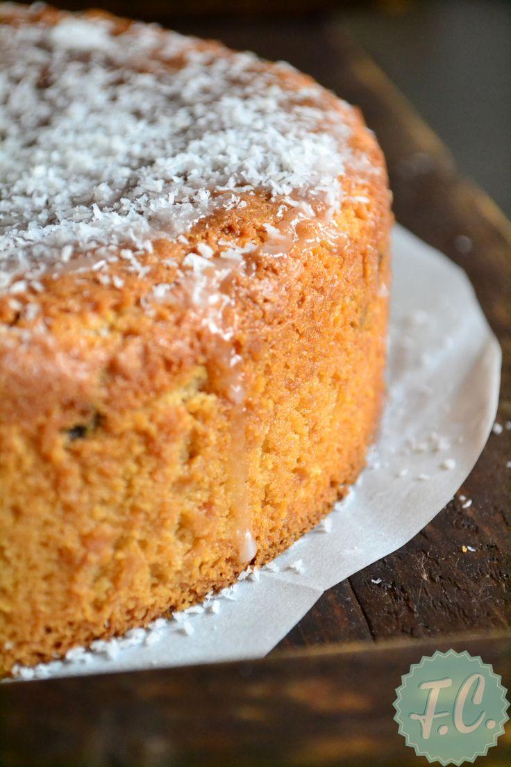 Κέικ Καρύδας