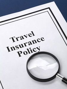 Buying travel insurance in case of sickness, injury, flight delay, stolen items, or lost baggage. Highly recommended insurance: World Nomads Travel Insurance. $85 for 3 weeks of coverage in Europe!