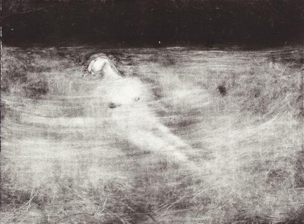 sophie lécuyer - grey waters