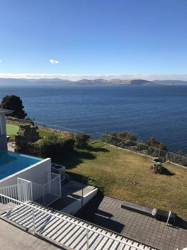 Gutter-Vac Tasmania had an absolutely spectacular view from up on the roof of this property! Gutter-Vac Tasmania offers professional and courteous vacuum cleaning of commercial and domestic gutters, roofs, solar PV panels, ceiling cavities and downpipes.