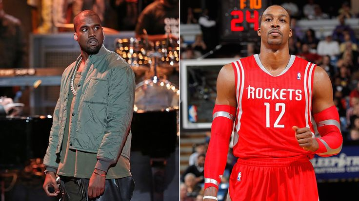 Kanye West Rapped 'Yeezus' for Dwight Howard in a Maternity Ward #headphones #music #headphones