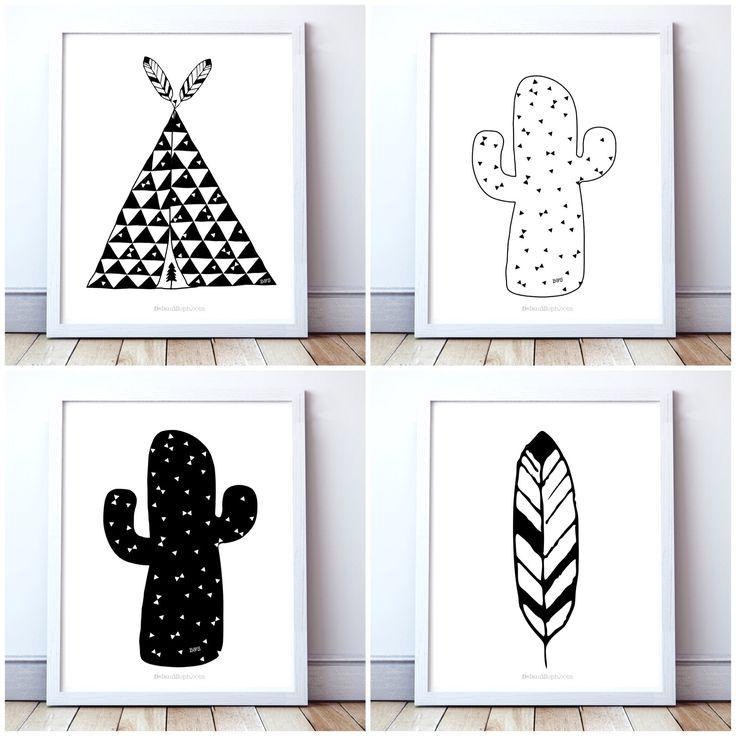 M s de 25 ideas incre bles sobre cuadros minimalistas en for Laminas cuadros estilo nordico