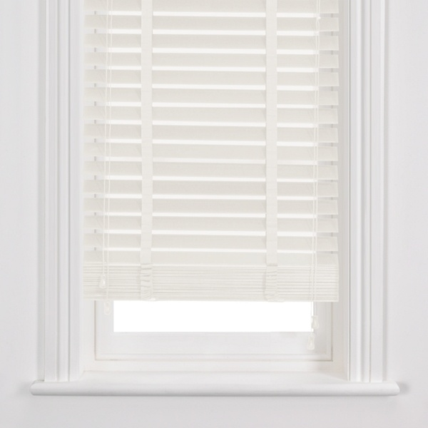 buy john lewis wooden venetian woven white blinds something like this for side window need total privacy at night but daylight late pm